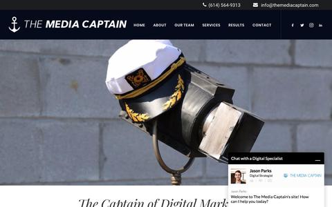 About The Media Captain