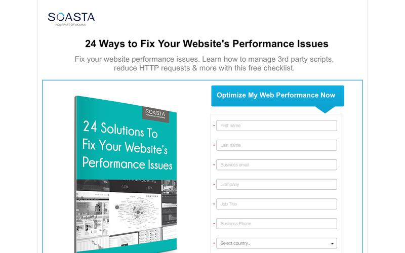 24 Ways to Fix Your Website's Performance Issues