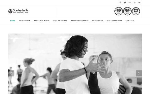 Yoga Teacher Training in Rishikesh - Starlim India
