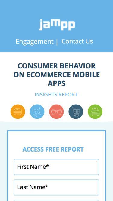 Jampp Ecommerce Report