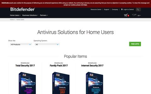 home products 2017