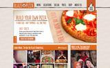 Old Screenshot Blaze Pizza, LLC Home Page