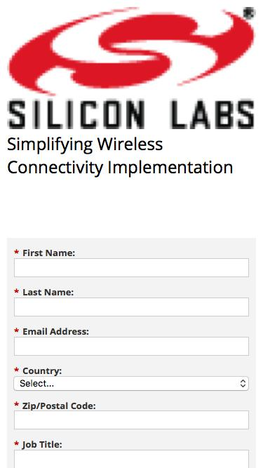 Simplifying Wireless Connectivity Implementation | Silicon Labs