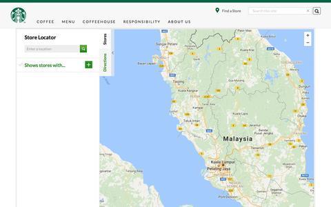 Store Locator | Starbucks Coffee Company