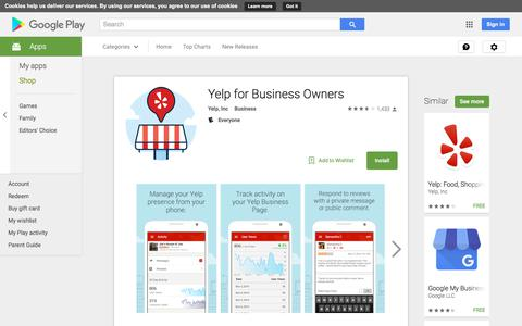 Yelp for Business Owners - Android Apps on Google Play