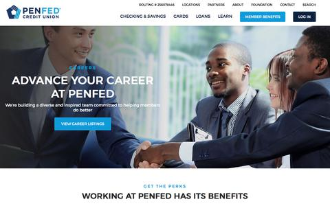 Careers at PenFed
