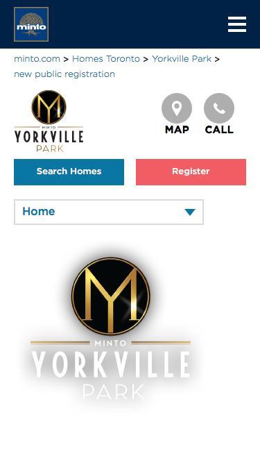 Minto Group Inc. - Buy A Condo In Toronto - Yorkville Park