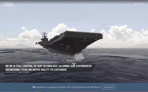 Screenshot of Home Page bisimulations.com - BISim - captured June 27, 2019