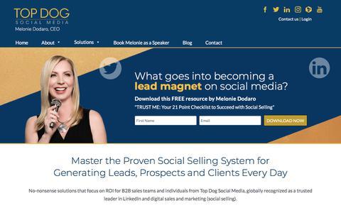 LinkedIn & Social Selling   Digital Sales & Marketing