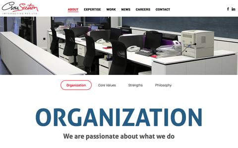 Screenshot of About Page csipl.net - CSIPL | ECommerce Website Design and Development Company in Delhi - captured Jan. 16, 2016