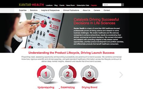 Kantar Health: Catalysts Driving Successful Decisions in Life Science