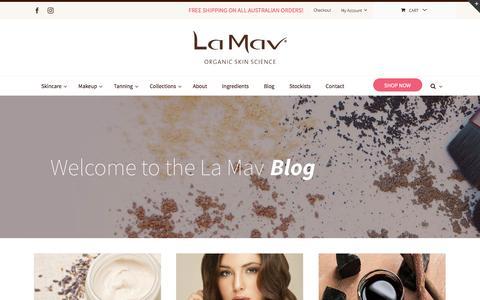 Screenshot of Blog lamav.com - Blog - lamav.com - captured May 13, 2017
