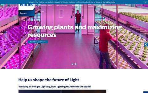 Wicked High traffic Manufacturing Jobs Pages | Website Inspiration
