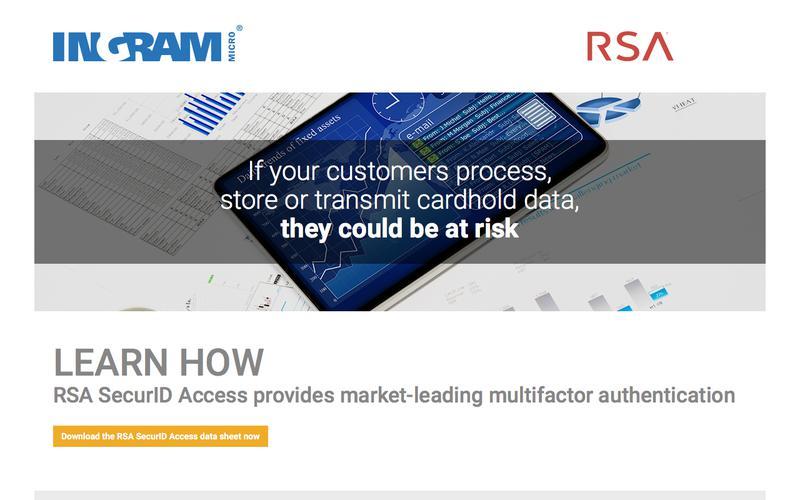 RSA SecurID Finance