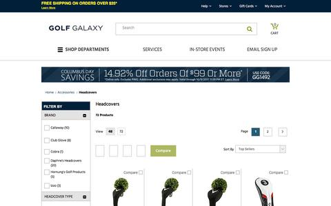 Golf Club Headcovers - Titleist, Ping & More |Golf Galaxy