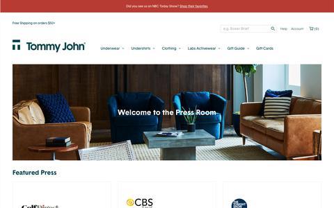 Tommy John in the Media | Tommy John
