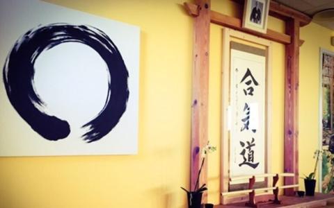 Screenshot of Home Page reishindojo.dk - Reishin Dojo Aikido OdenseReishin Dojo Aikido - captured Feb. 14, 2016