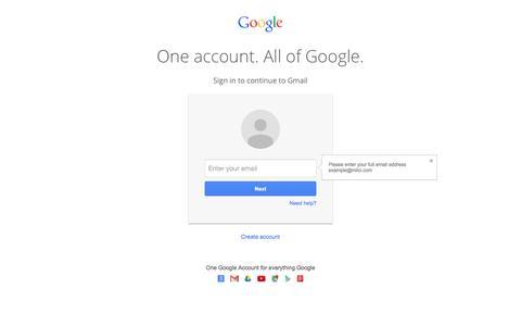 Screenshot of Home Page google.com - Gmail - captured Aug. 17, 2015