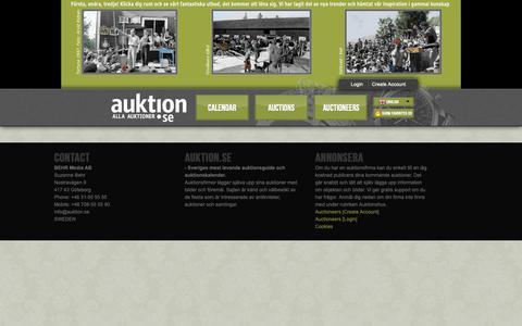 Screenshot of Maps & Directions Page auktion.se - Auktion.se - captured Dec. 18, 2018