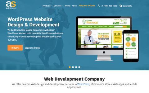 Web development company| Web design and development company India