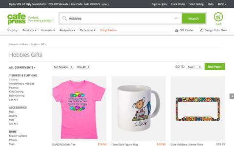 Hobbies Gifts & Merchandise | Hobbies Gift Ideas & Apparel - CafePress