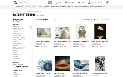 Color Photography, Posters and Prints at Art.com