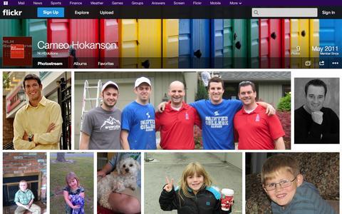 Screenshot of Flickr Page flickr.com - Flickr: NLHSolutions' Photostream - captured Oct. 26, 2014