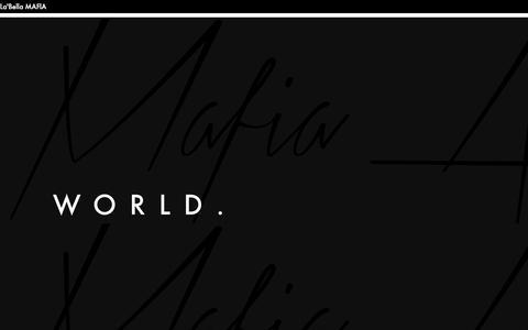 Screenshot of About Page labellamafiabeauty.com - Makeup Artists + Hair Stylists  - La'Bella MAFIA Makeup Artists + Hair Styling Agency - captured Feb. 16, 2016