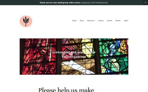 Donate — Restoring the Church