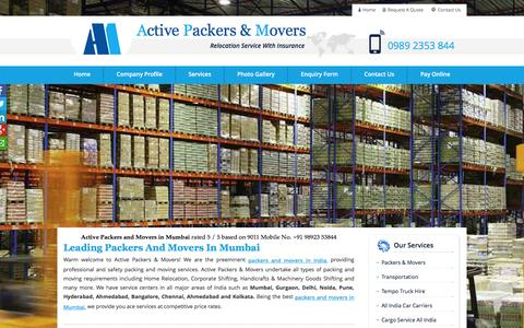 Packers And Movers Mumbai To Pune Goa Ahmedabad Bangalore Delhi Chennai Hyderabad