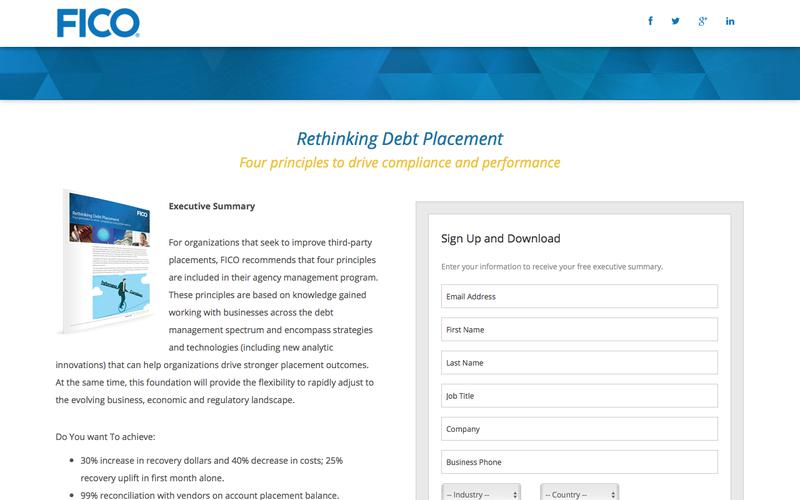 Download Free Executive Summary: Rethinking Debt Placement