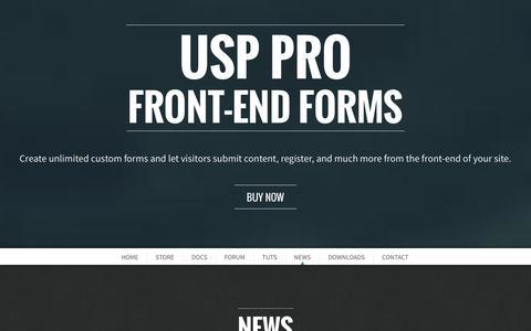 Screenshot of Press Page plugin-planet.com - News | Plugin Planet - captured Nov. 3, 2014