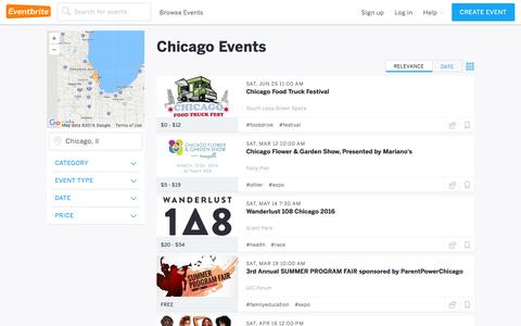 Chicago Events | Eventbrite