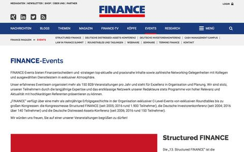 Events-FINANCE Magazin