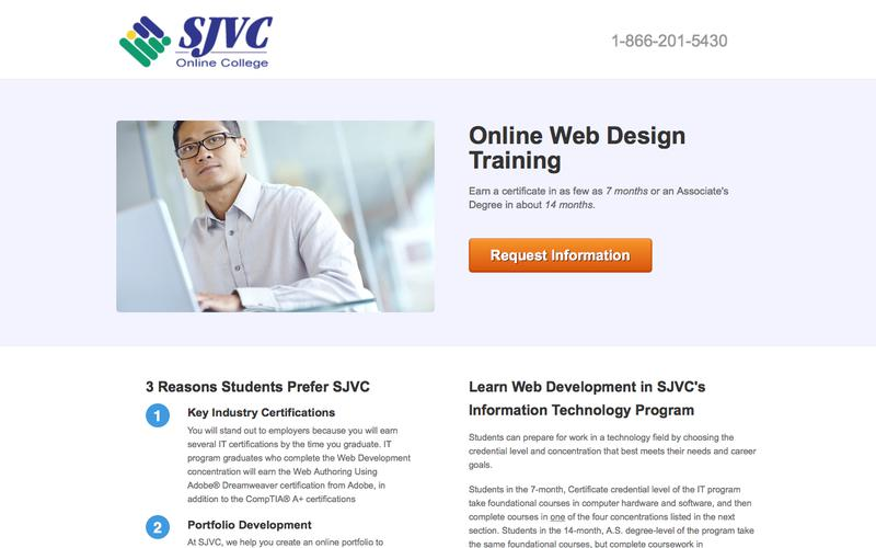 Train to Become an Web Design