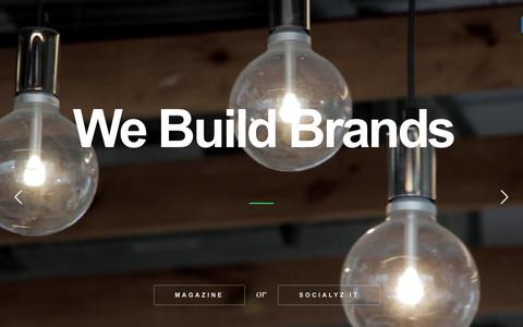 Screenshot of Home Page digitalmarketingtools.com - Home - 2019 Digital Marketing Tools - captured Sept. 17, 2019