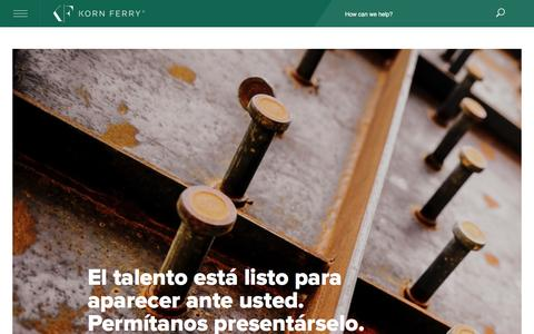 Executive Search Recruiters - Recruitment Process Outsourcing | Korn Ferry