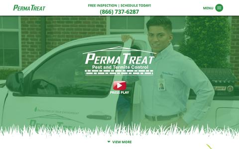 Termite and Pest Control | Residential & Commercial Service