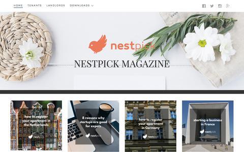 Nestpick Magazine