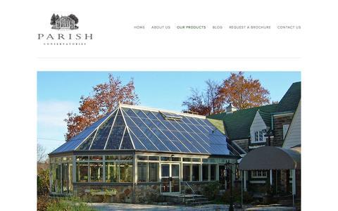 Aluminum — Parish Conservatories | Custom Conservatories | Orangeries | Sunrooms | Skylights | Shades | Bespoke | Home Design