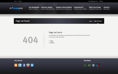 Screenshot of Pricing Page ryanleedesigns.com - RL Design Pros - captured Feb. 15, 2016