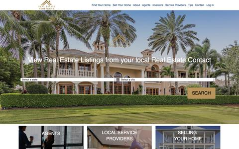 Real Estate Contacts – View Real Estate Listings