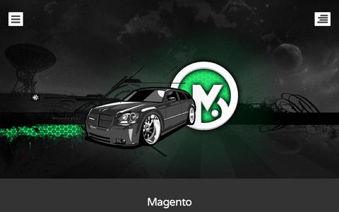 Screenshot of Developers Page molotovbliss.com - Magento | molotov.bliss - captured Oct. 31, 2014