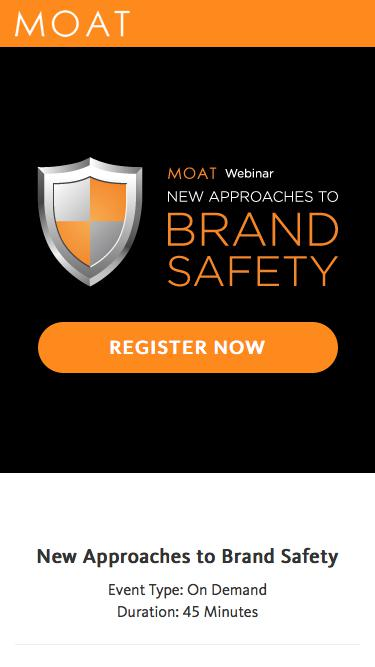 New Approaches to Brand Safety | Webinar