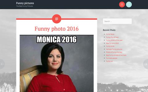 Screenshot of About Page inmobily.com - Funny photo 2016 | See and post funny pics! - captured June 7, 2017