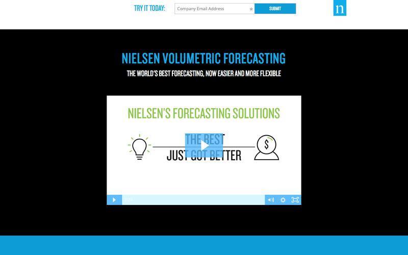 Nielsen Volumetric Forecasting
