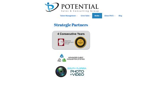 Potential Sales Group | Strategic Partners