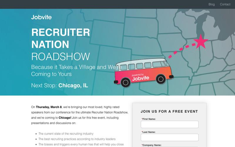 Recruiter Nation Breakfast | Chicago