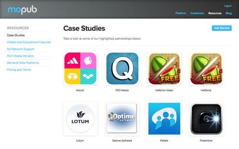 Case Studies ::  MoPub
