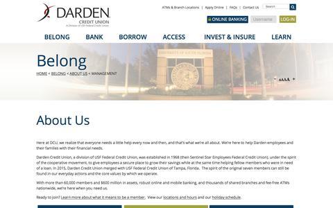 Screenshot of Team Page dardencu.com - Management - captured Oct. 12, 2017